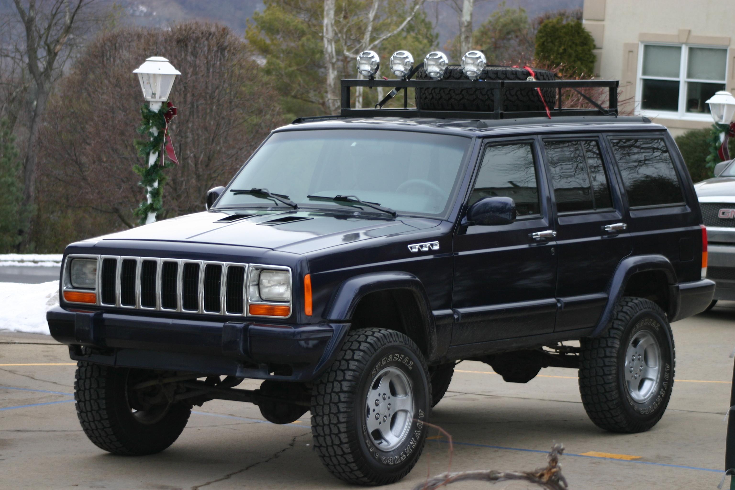 1998 Jeep Cherokee Partsopen