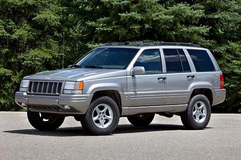 1998 Jeep Grand Cherokee