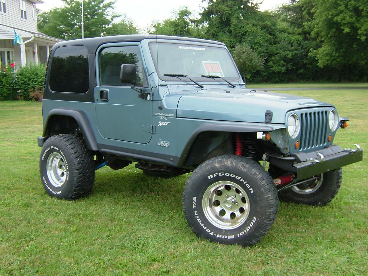 Open Jeep Images Download >> 1998 Jeep Wrangler - Partsopen