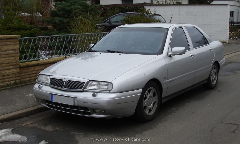 1998 Lancia Kappa