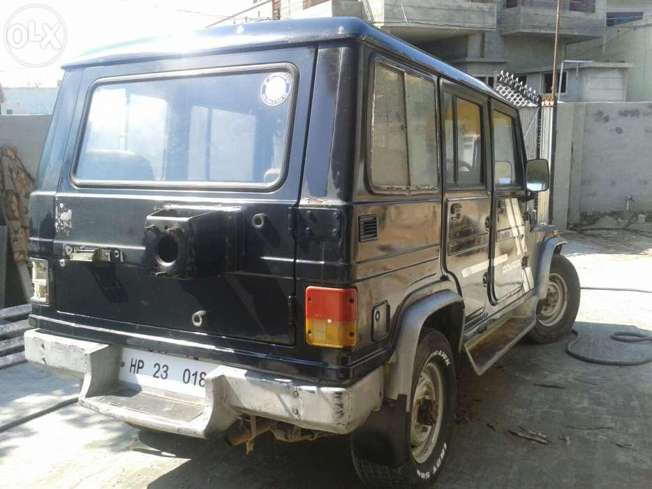 1998 Mahindra Armada