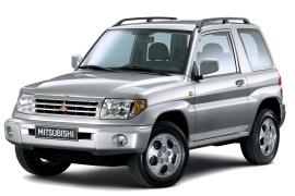 1998 Mitsubishi Pajero Pinin ⁄ Shogun Pinin ⁄ Montero iO