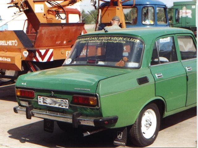 1998 Moskwitch Aleko