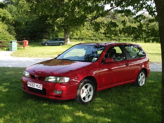 1998 Nissan Almera Partsopen