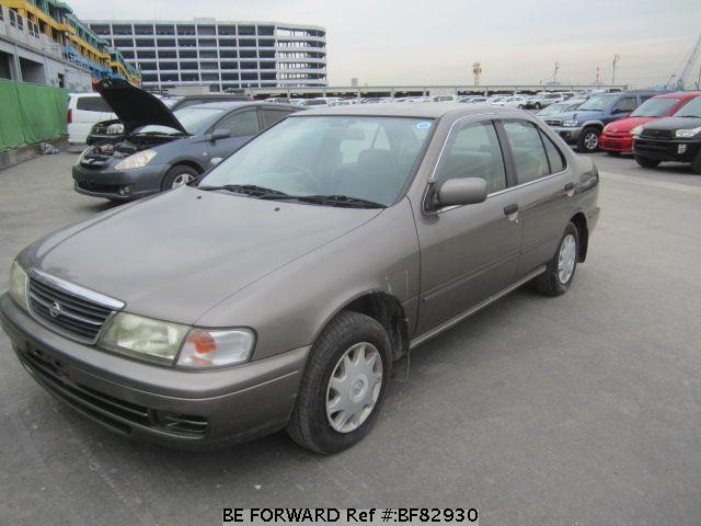 1998 Nissan Sunny Partsopen