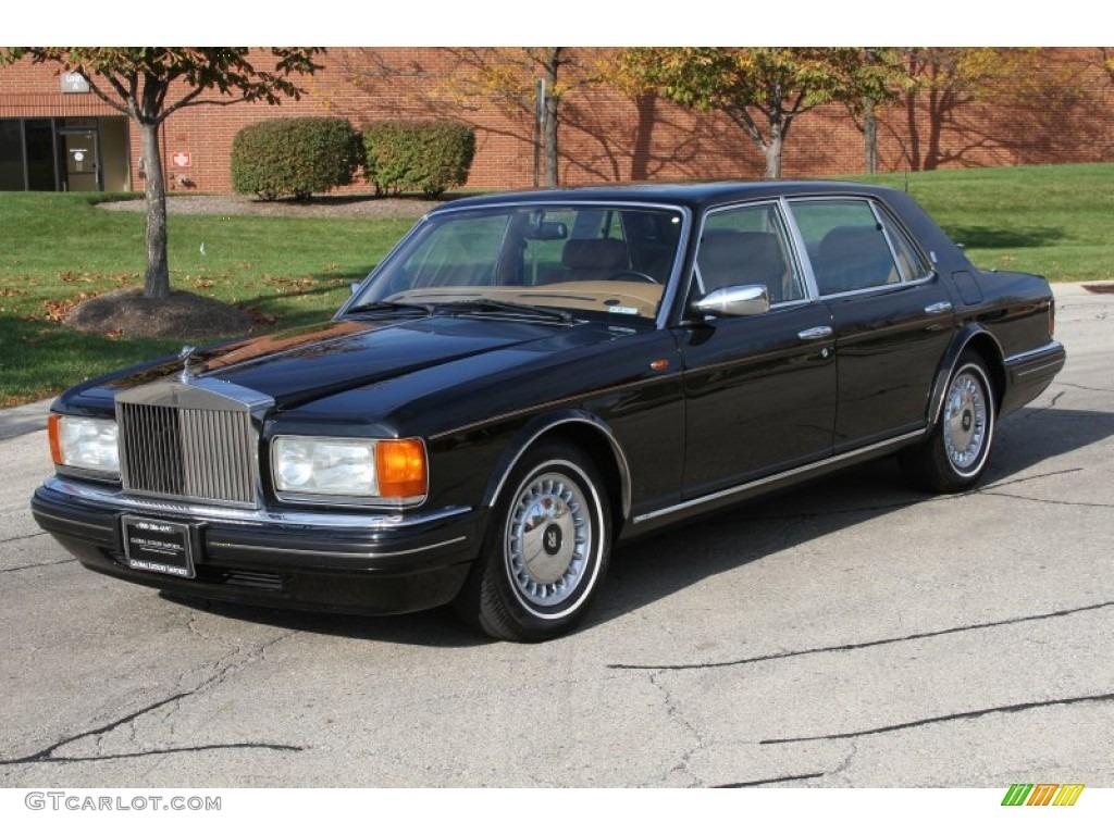1998 Rolls-Royce Park Ward