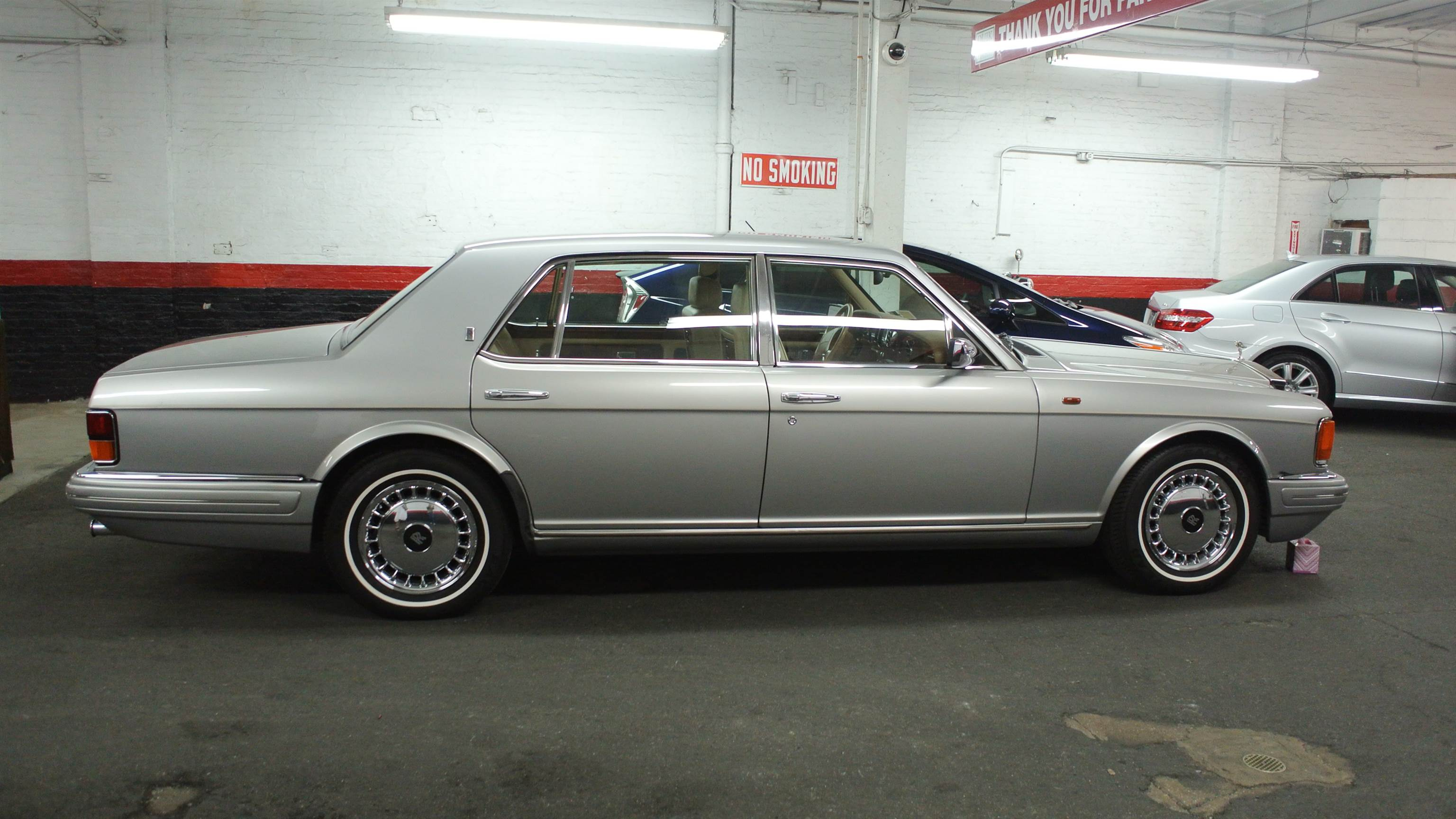 1998 Rolls Royce Silver Spur Partsopen