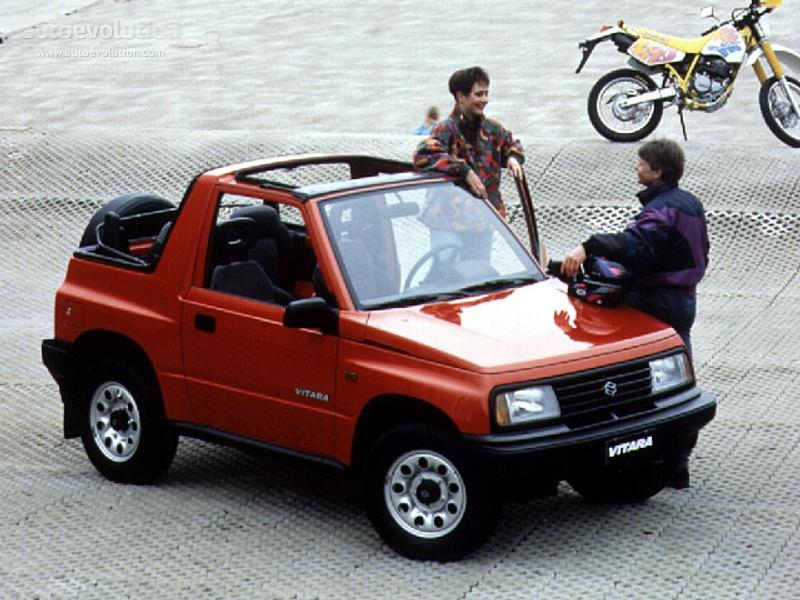 1998 Suzuki-Santana Vitara