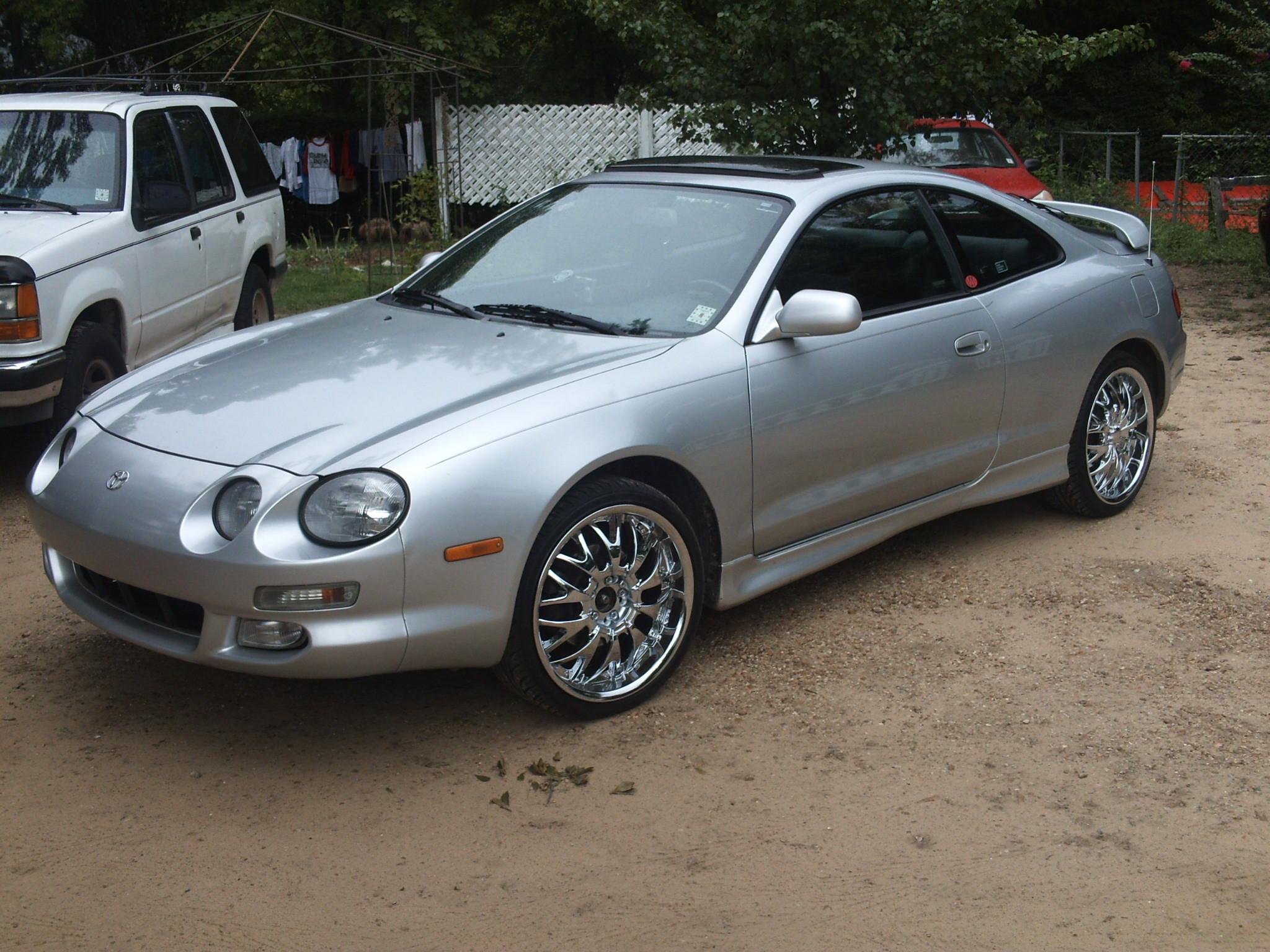 1998 Toyota Celica