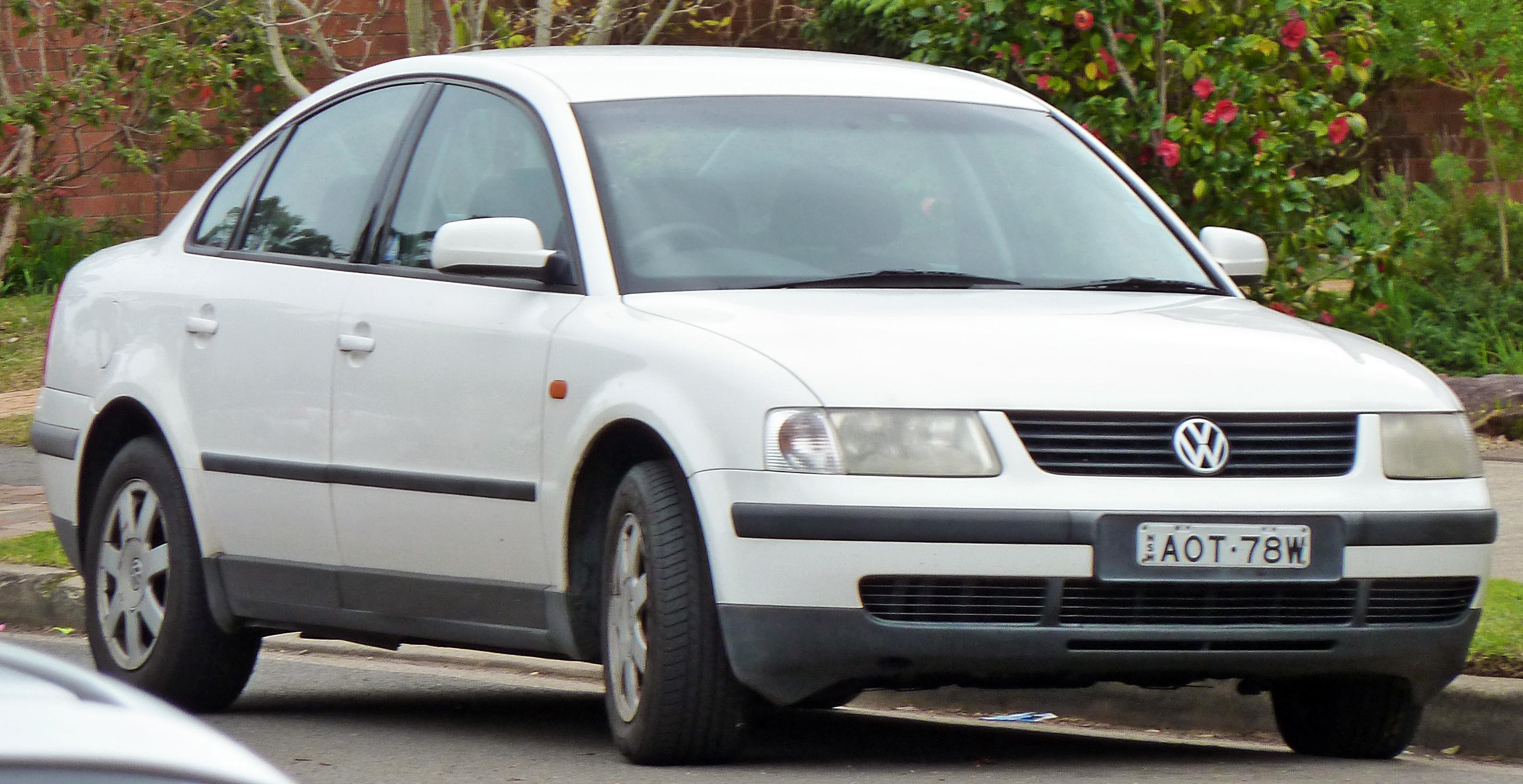 1998 Volkswagen Passat Partsopen