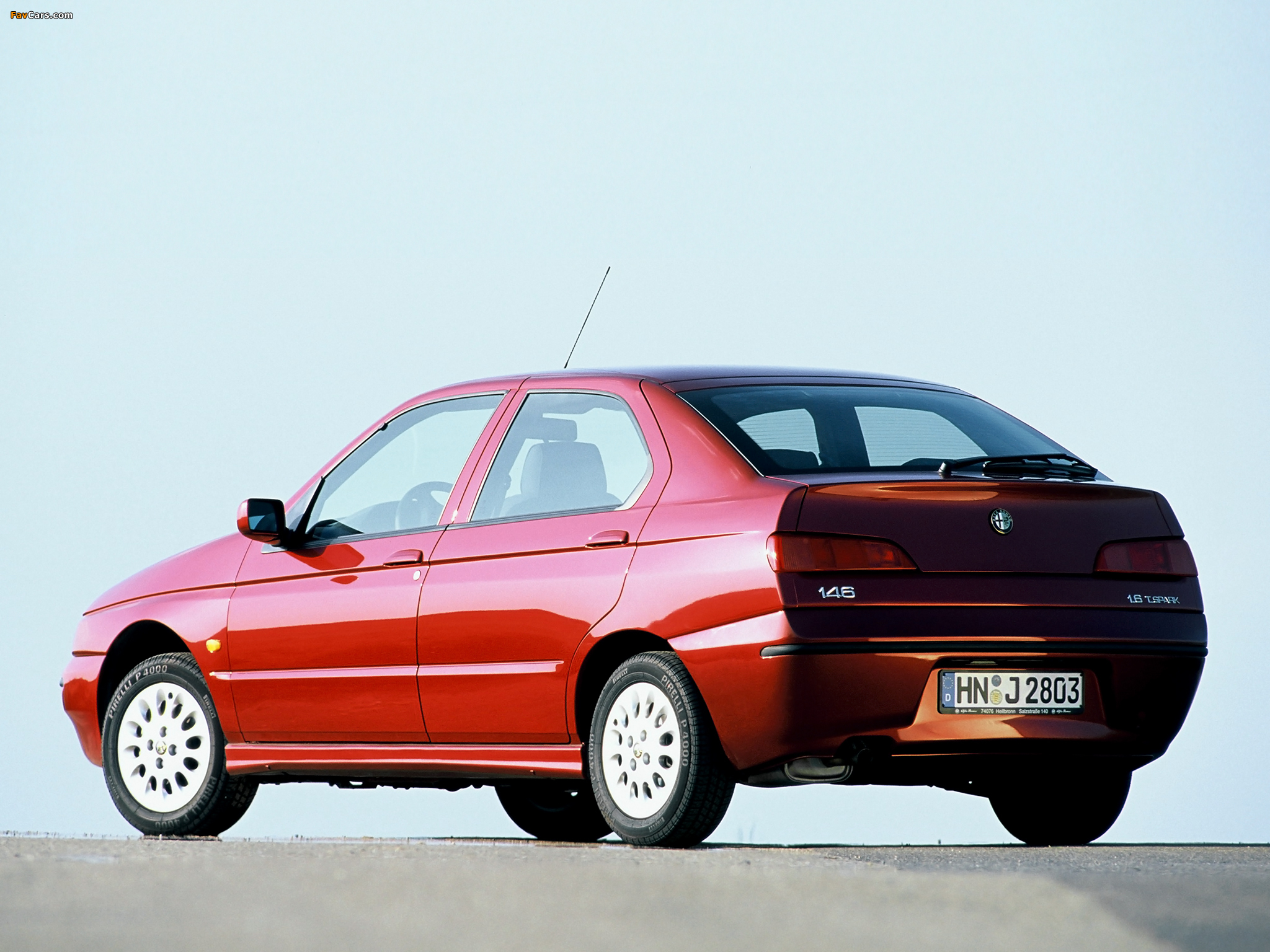 1999 Alfa Romeo 146