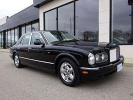 1999 Bentley Arnage-based