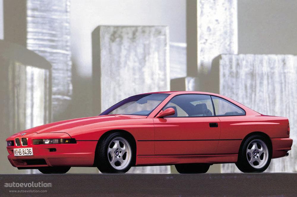 1999 BMW 8 Series