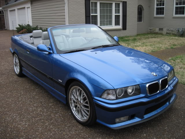 M Convertible Car News And Expert Reviews - 1997 bmw m3 convertible