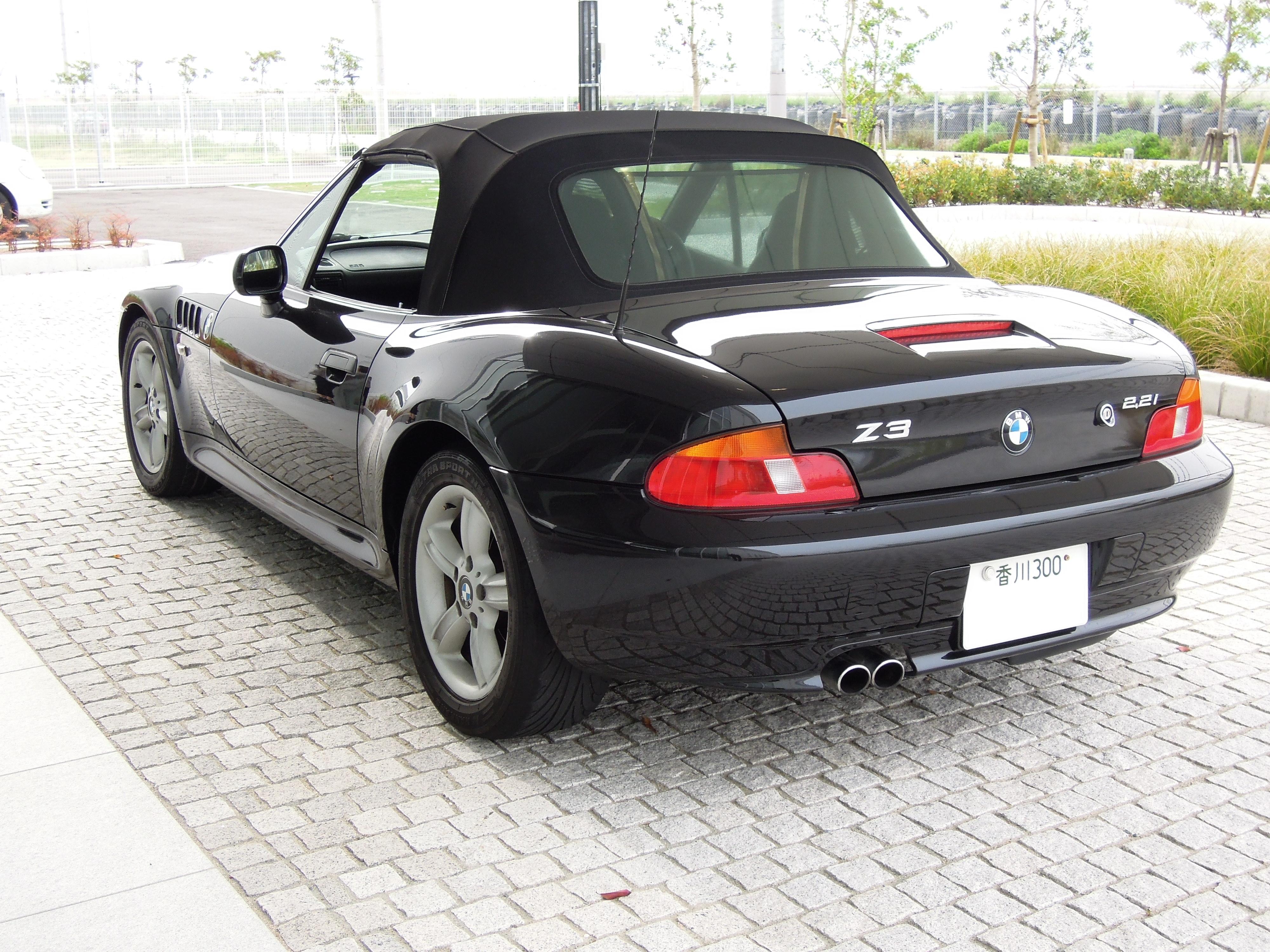 1999 Bmw Z3 Partsopen