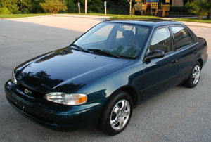 Download Photo. 2000 Chevrolet Prizm