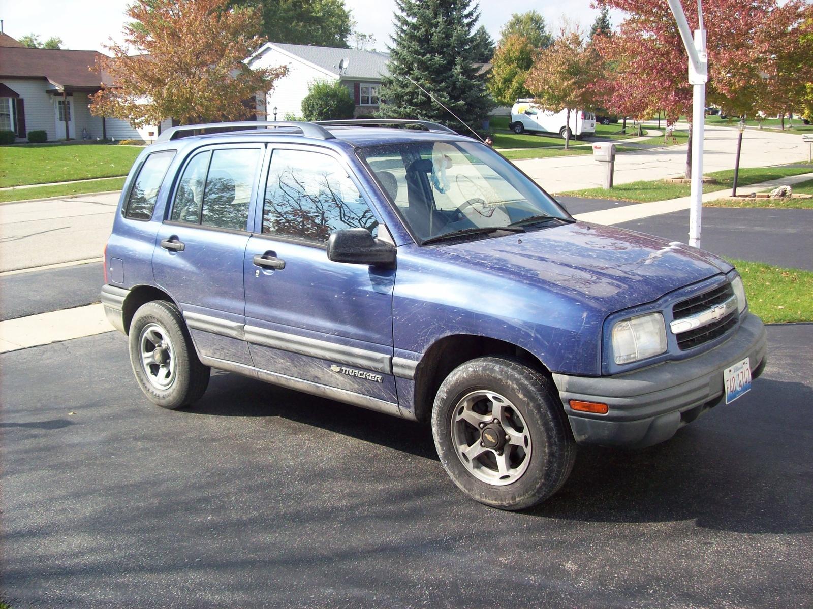 All Chevy 2002 chevrolet tracker parts : 1999 Chevrolet Tracker - Partsopen