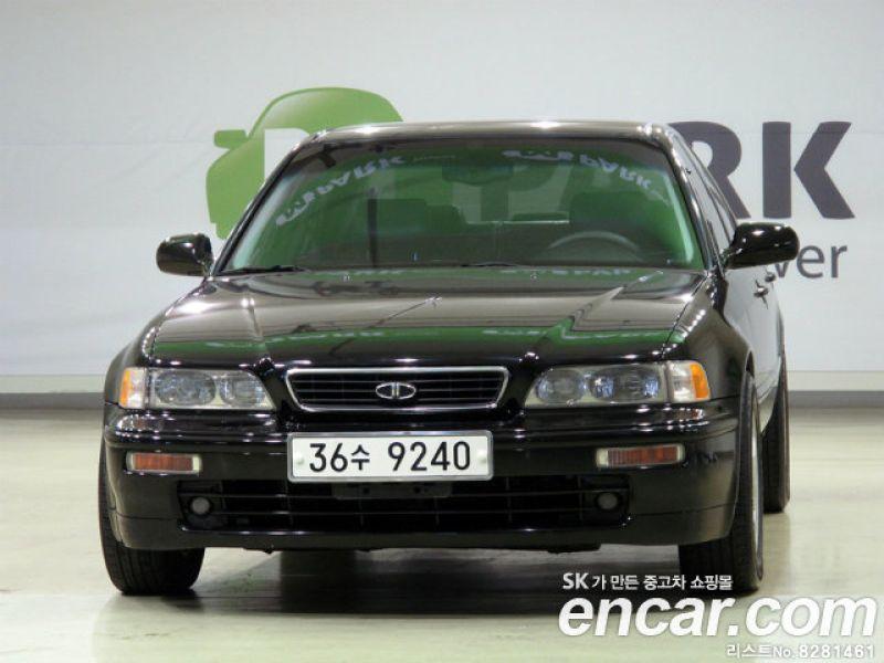 1999 Daewoo Arcadia