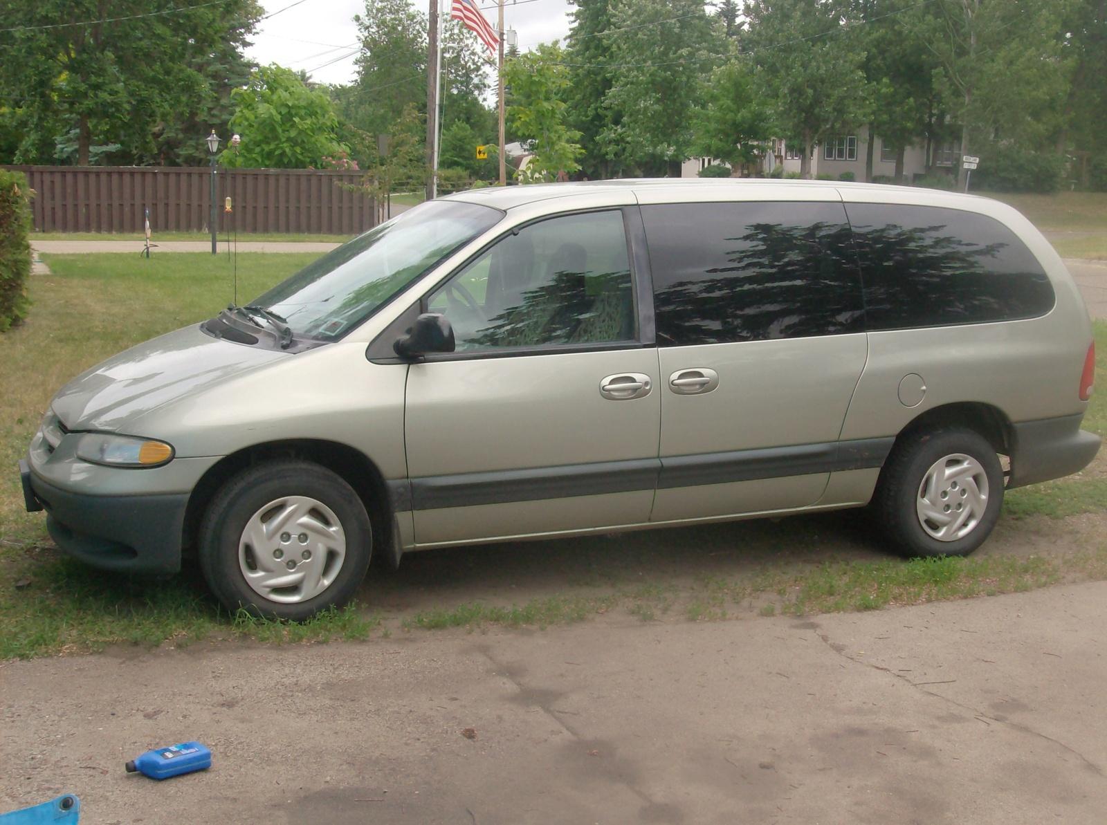 Src Download Photo 1999 Dodge Caravan