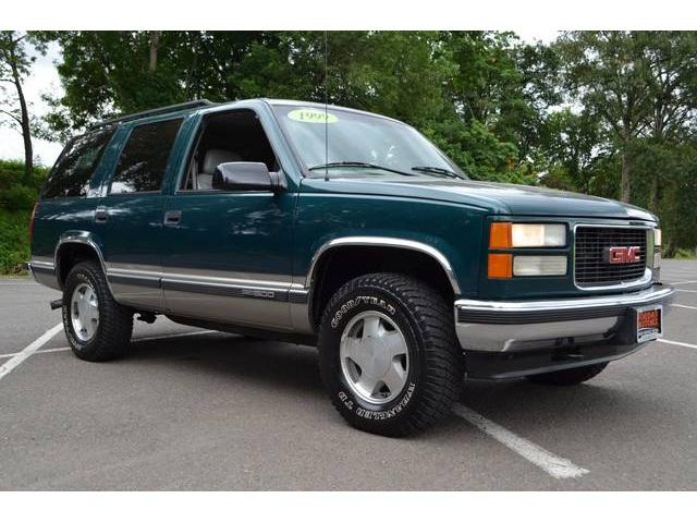 1999 GMC Yukon