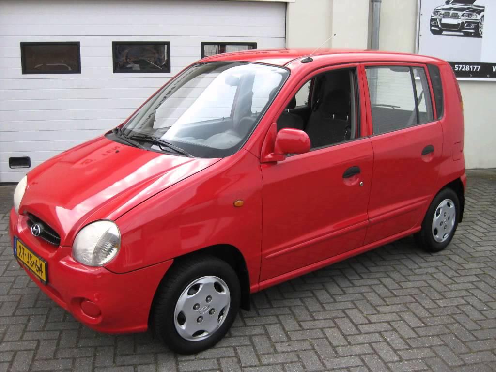 1999 Hyundai Atos