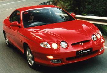 1999 Hyundai Coupe