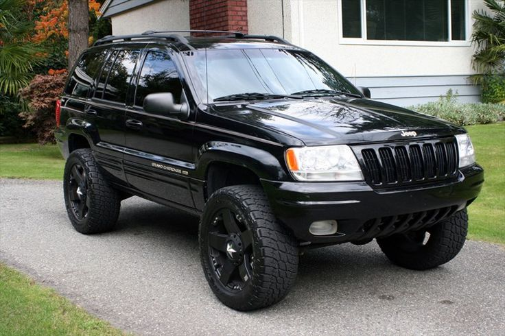 Jeep Grand Cherokee (WJ) - Partsopen