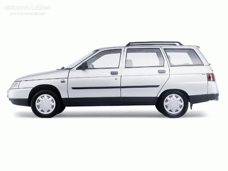 1999 Lada 111