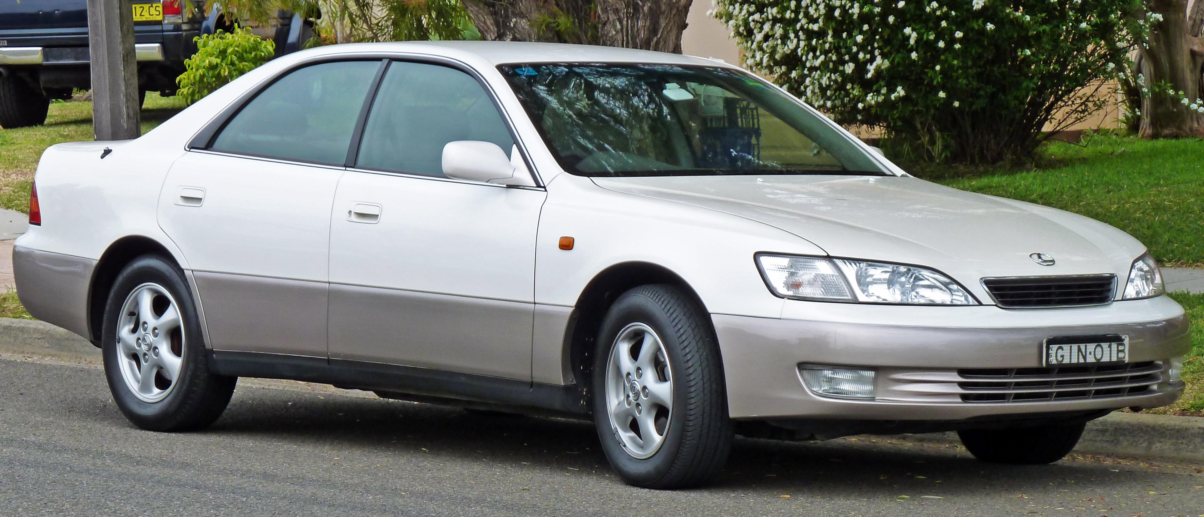 1999 lexus es 300 - partsopen