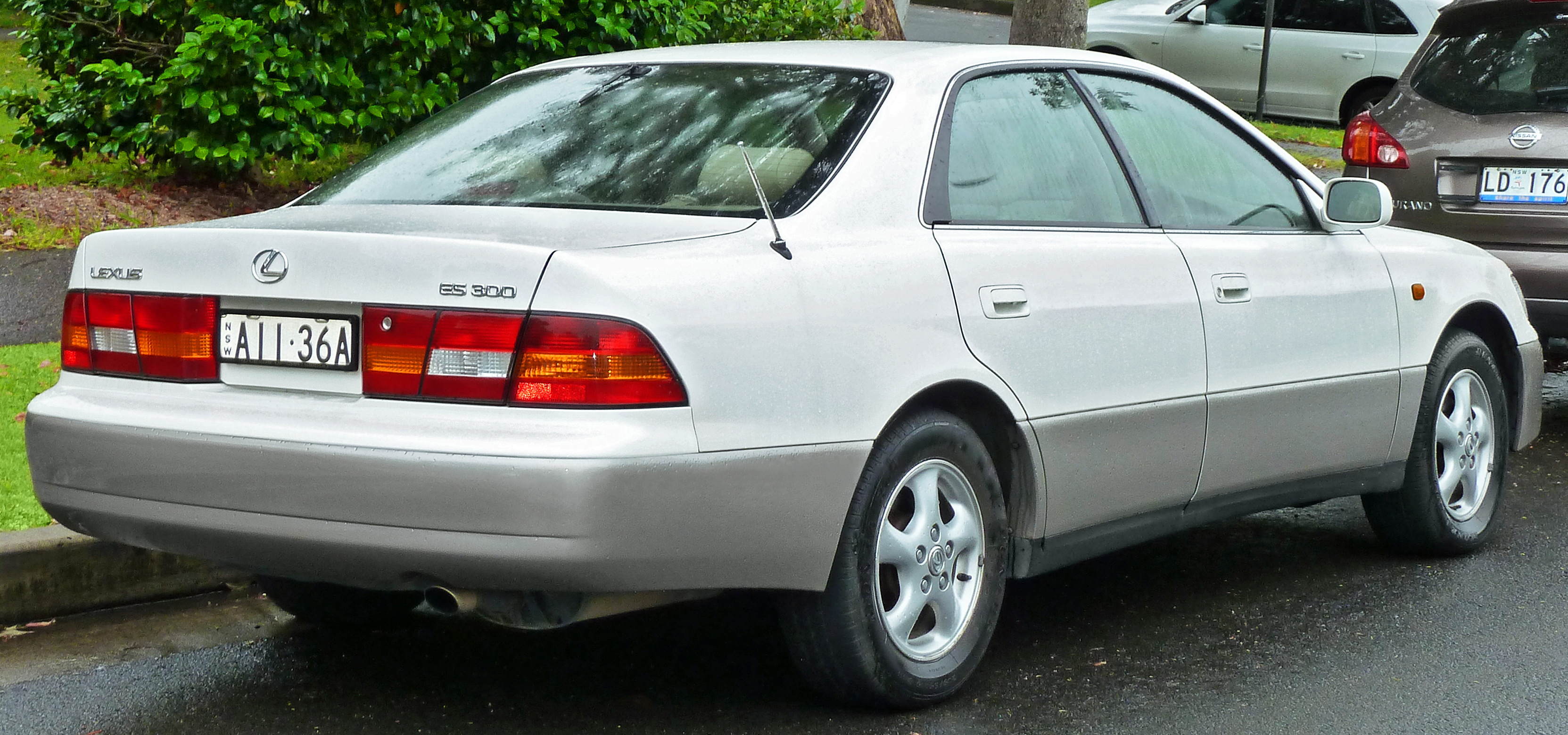 Download all lexus is 1999 pictures 10 mb