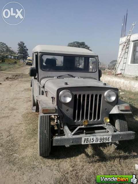 1999 Mahindra Commander Partsopen