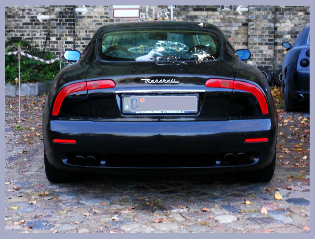 1999 Maserati 3200 GT - Partsopen