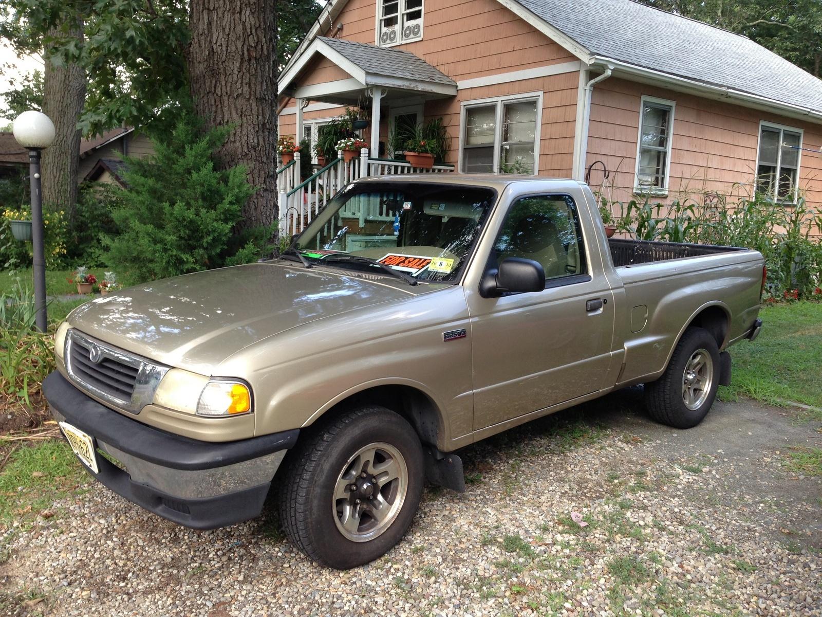Mazda 2018 Pick Up >> 1999 Mazda B-Series Pickup - Partsopen