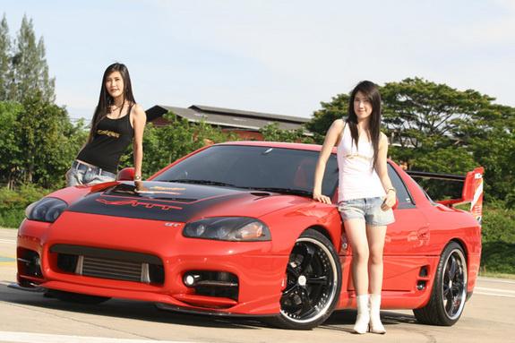 Mitsubishi Gt
