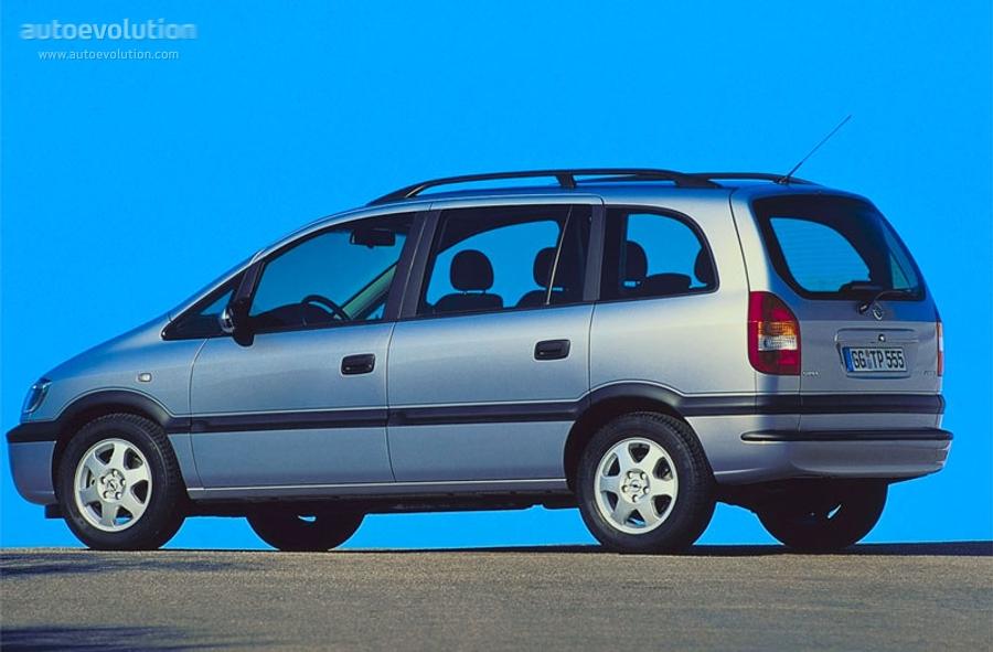 1999 Opel Zafira