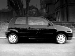 1999 Seat Arosa