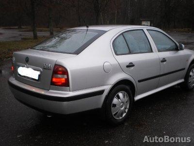1999 Skoda Octavia