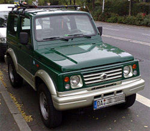 1999 Suzuki Samurai