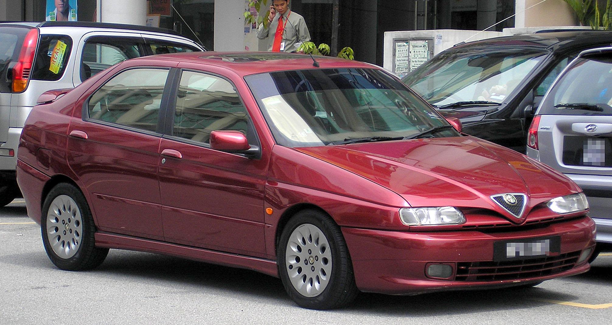 2000 Alfa Romeo 146
