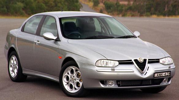 2000 Alfa Romeo 156