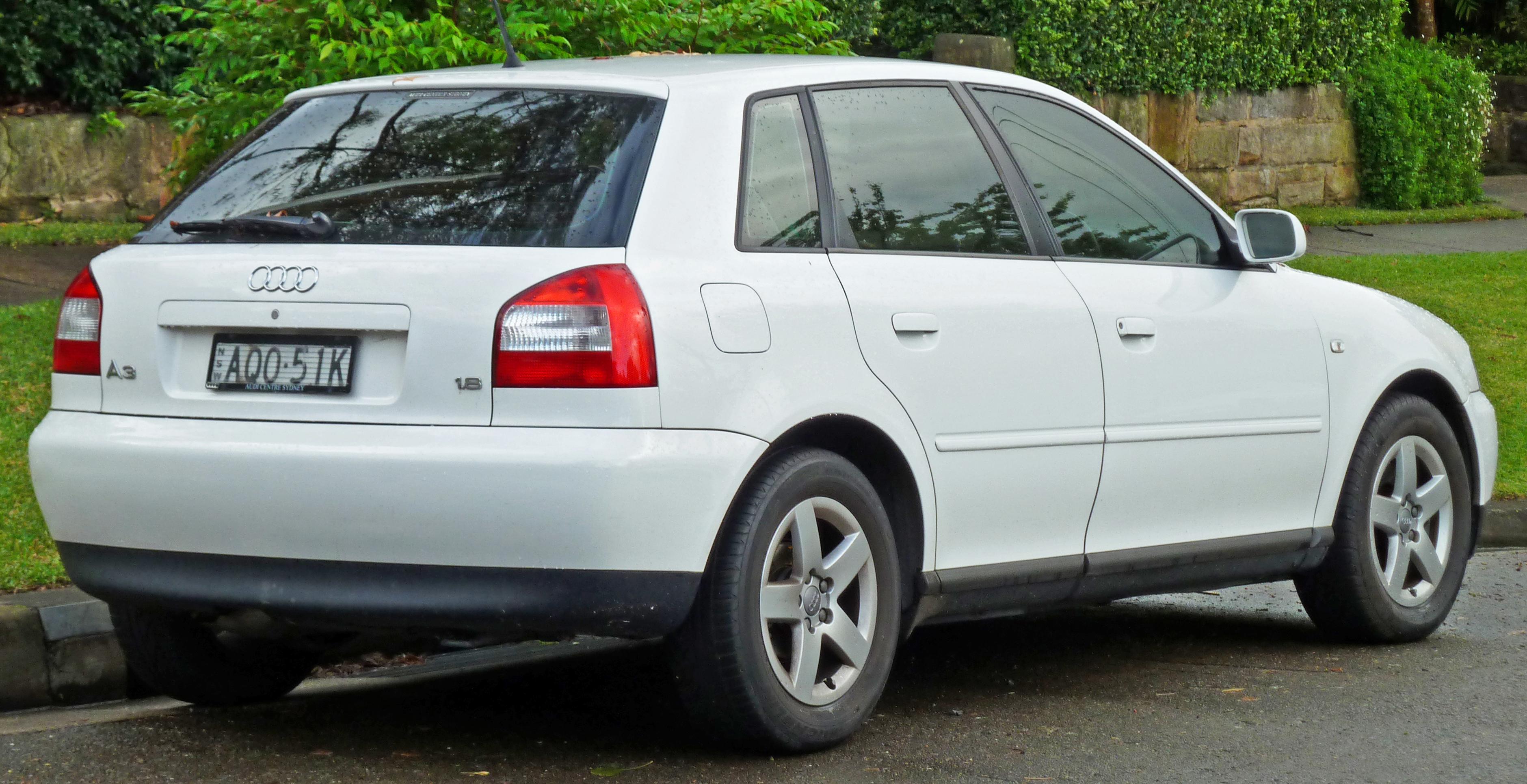 2000 Audi A3 - Partsopen