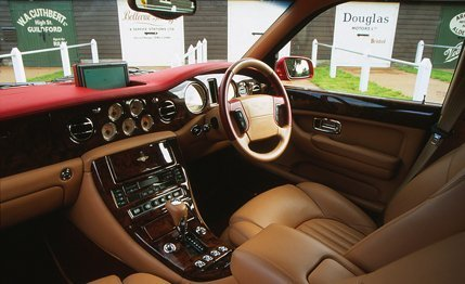 2000 Bentley Arnage-based
