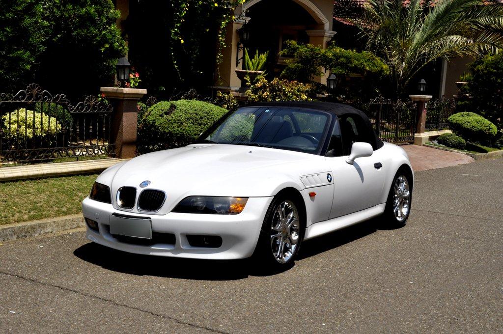2000 Bmw Z3 Partsopen