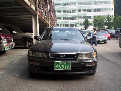 2000 Daewoo Arcadia
