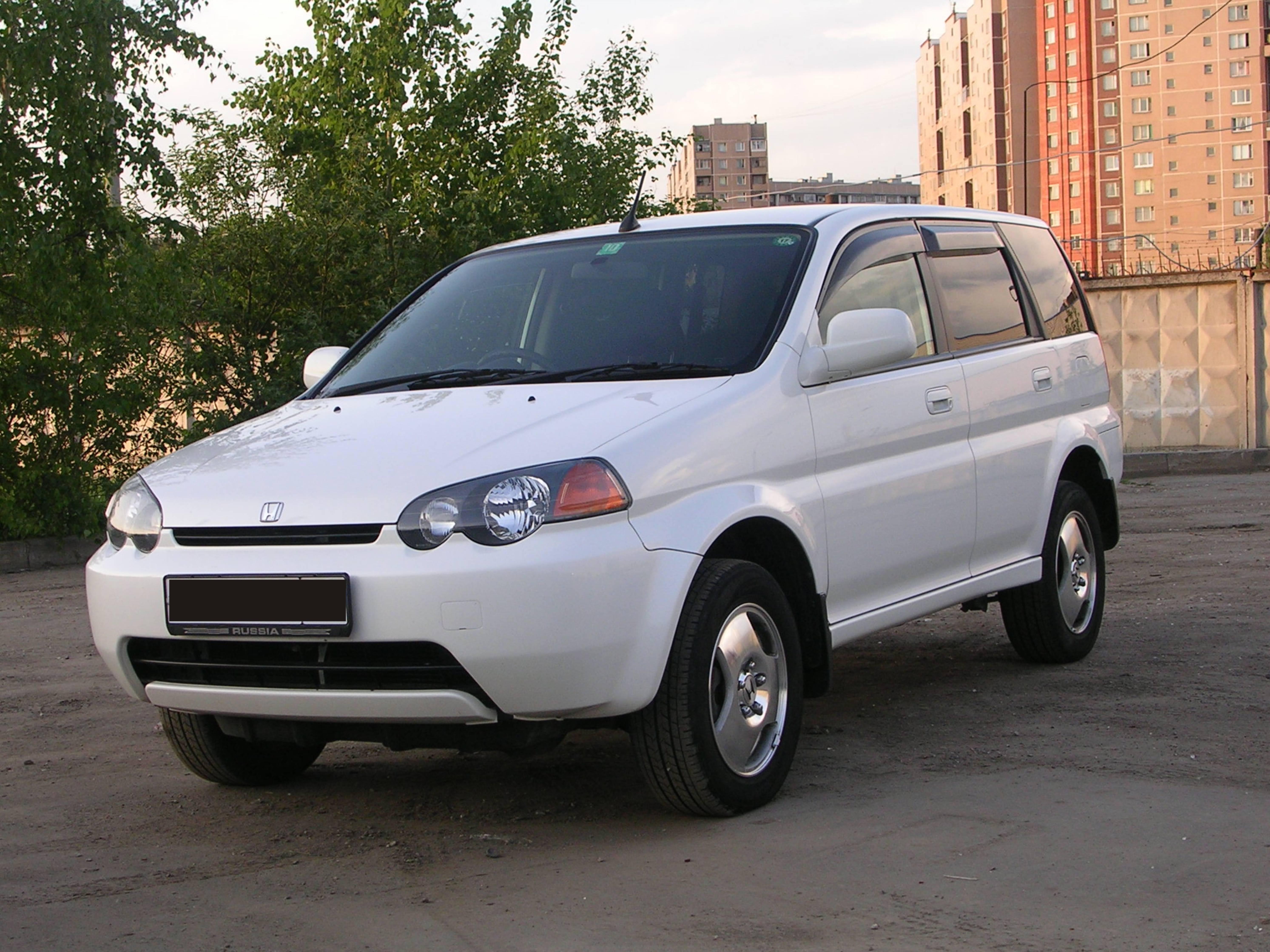 Honda hrv 2000