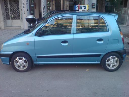 2000 Hyundai Atos