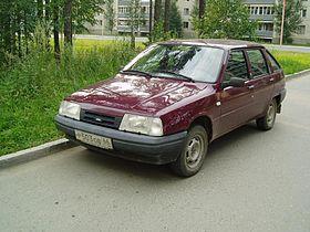 2000 Izh Oda
