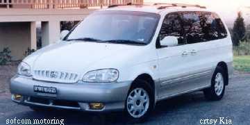 2000 Kia Carnival