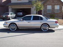2000 Lincoln Continental
