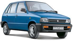 2000 MARUTI SUZUKI 800